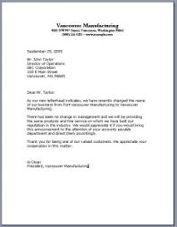 Simple Business Letter Format The Recommended Format For Simple Business Letter