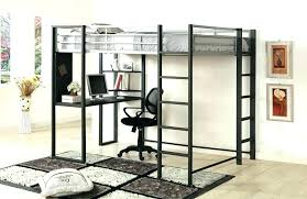 bunk bed office underneath. Beautiful Bed Top Bunk Bed With Desk Underneath White Loft  Throughout Bunk Bed Office Underneath C