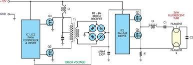 circuit diagram of inverter the wiring diagram 12v flourescent lamp inverter circuit diagram circuit diagram