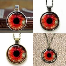 whole red eye asd20 third eye jewelry evil eye pendant necklace keyring bookmark cufflink earring bracelet pearl necklace necklace from diy2016