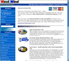 The Home Page - Default.aspx - West Wind Web Store .NET