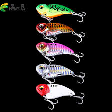 <b>Hengjia</b> 5PCS 7G 14G 20G Sinking Metal <b>VIB Fishing</b> Lures Long ...