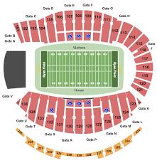 Northwestern University Football Stadium Seating Chart Ryan Field Seating Chart Evanston