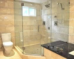 walk in showers. Fine Showers Frameless Glass Shower With Marble Walls Inside Walk In Showers