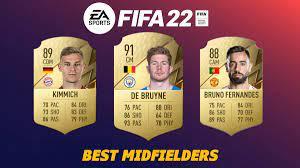 FIFA 22 Ultimate Team best midfielders: Cheap & meta players - Charlie INTEL