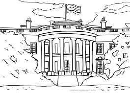 Kleurplaat Witte Huis Gratis Kleurpaginas Om Te Downloaden