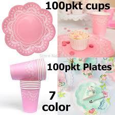 Pink Flower Paper Plates Pink Flower Paper Plates Zlatan Fontanacountryinn Com