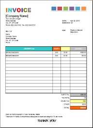 Painter Invoice Template - April.onthemarch.co