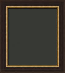 adara federal style black and gold art frame