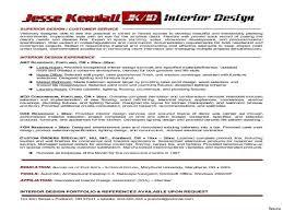 Style Kitchen Picture Concept Interior Designer Resume Within Design