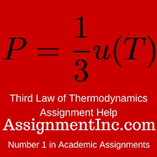 third law of thermodynamics assignment help and homework help third law of thermodynamics assignment help