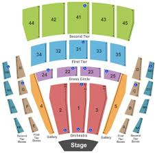 Mccaw Hall Tickets And Mccaw Hall Seating Chart Buy Mccaw