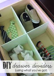 Diy Kitchen Drawer Dividers Diy Drawer Dividers Using What Youve Got The Homes I Have Made