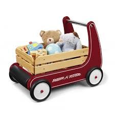 Classic Walker Wagon - Baby Push Walker | Radio Flyer