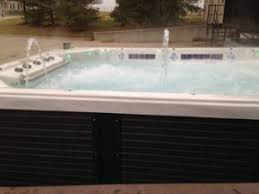 endless pool swim spa. Our Endless Pool Swim Spas Feature Independent Heating Units So You Can Set An Exact Temperature Regardless Of Time The Year. Spa