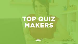 Online Quiz Templates Top 100 Quiz Makers for Teachers and Educators 36