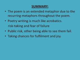 have at least one other person edit your essay about extended  what is an extended metaphor in literature definition