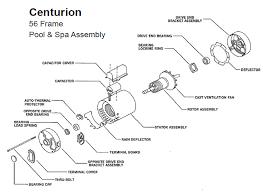 how do pool pump motors work