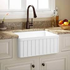 sinks fireclay kitchen sink swanstone quartz composite sinks with stainless steel and white porcelain cabinet