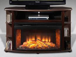 Corner Entertainment Center With FireplaceElectric Corner Fireplace Tv Stand