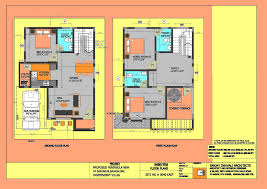 clever design duplex house plans for 20x40 site east facing 13 30 x 40 simple house