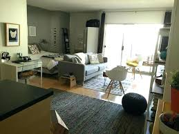 studio apartment furniture layouts. Studio Efficiency Apartment Apt Furniture Free Best Layout Layouts R
