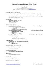 Nurse Practitioner Resume Custom Sample Resume New Graduate Nurse Practitioner Background Checks Save