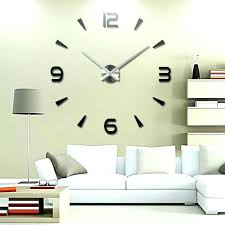 large modern wall clock large contemporary wall clocks wheel modern large modern metal wall clock