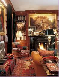 ralph lauren home office accents. library u2013 home office den and study always been a fan of ralph lauren gorgeous inviting the magnificent antique heriz rug stunning accents c