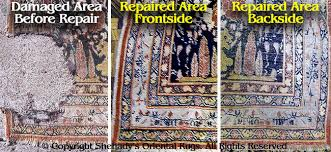 shadys com area rug cleaning pittsburgh before after rug repair