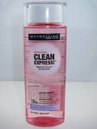 maybelline clean express waterproof eye makeup remover review