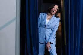 Kamala Harris' cackling is Joe Biden's ...