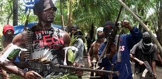 Image result for nigerian militant pic