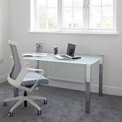 home office glass desk. Contemporary Computer Desks Home Office Glass Desk