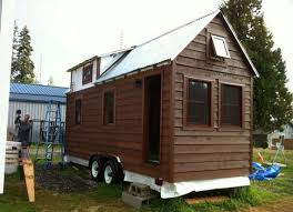 Small Picture Mini Houses On Wheels Brand New Tiny House On Wheels Mini Homes On