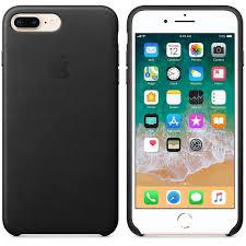 genuine apple iphone 7 natural leather case black cv29 for