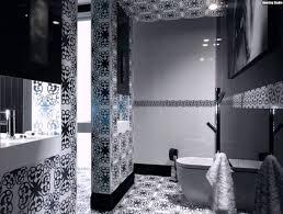 Mosaik Fliesen Badezimmer Weis Schwarz Abstrakte Muster Youtube Von