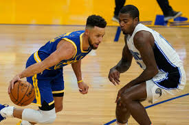 Curry goes off again with 10 3s as Warriors hold off Magic   Ap-top-news
