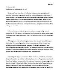 into the wild essay prompt into the wild essay prompts english