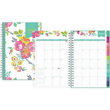 Monthly Weekly Daily Planner
