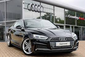 Used 2017 AUDI A5 2.0 TFSI S Line 2dr S Tronic for sale in West ...