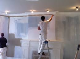 Housepainting Home Painting - House painting interior cost