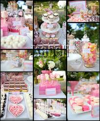candy bar candy buffet corner