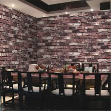Small Picture Aliexpresscom Buy beibehang Natural stone design brick wall