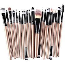 makeup brush set sandi 20pcs set set tools wool makeup brush set