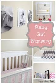 Baby Girl Nursery Ideas Happy Mama Tales