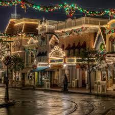 Lovely Christmas Street Decoration iPad ...