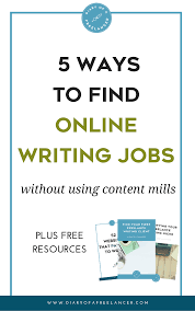 ways to online writing jobs and avoid using content mills 5 places to online writing jobs