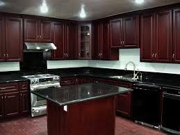 beech wood kitchen cabinets: cherrykitchencabinets beech wood dark cherry color superior uv baked finish