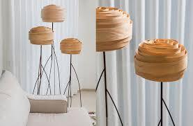 really cool floor lamps. Roza Maple Veneer Floor Lamp - Cool Lamps Really